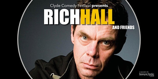 Rich Hall & Friends live at The Chartroom Marquee, Kip Marina
