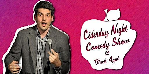 Ciderday Night Comedy Show:  Joe Bates