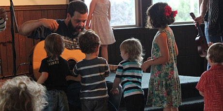 Kids Lunchtime Music with Mr. Hoo tickets