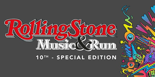 GRUPO - 10ª ROLLING STONE MUSIC & RUN - SP, SPECIAL EDITION