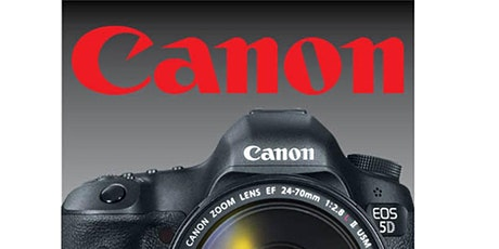 Canon DSLR Basics with Mike Monezis – PAS tickets
