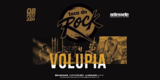 Toca do Rock- Banda Volúpia