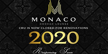 MONACO HOOKAH LOUNGE NEWEST ATLANTA CLUB ON MONDAY'S(OPENING JAN 20TH) tickets