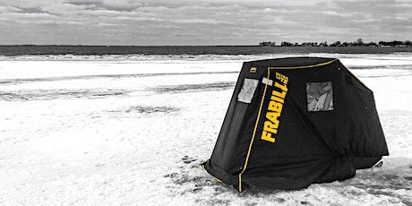 Fishing Club at Michigan Tech Ice Fishing Tournament Pre-Registration tickets