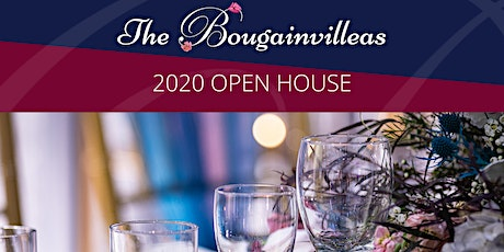 The Bougainvilleas Venue 2020 Open House - Experience West Houston's Best Kept Secret tickets
