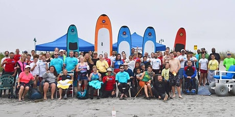 AMPSURF VetSurf Learn to Surf Clinic - New England tickets