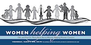 15th Annual Women Helping Women Concert