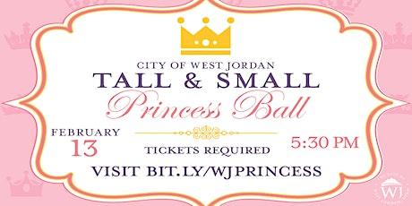 Small and Tall Princess Ball tickets