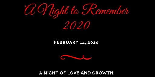 A Night to Remember 2020