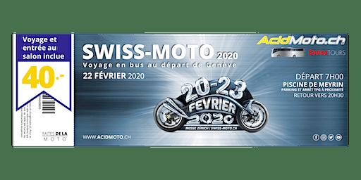 Les genevois à Swiss-Moto 2020
