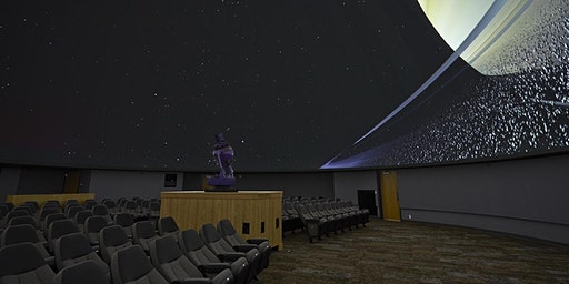 Planetarium Public Night 2020: January 31st