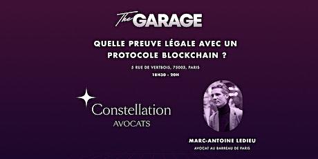 Quelle preuve légale avec un protocole blockchain ? billets
