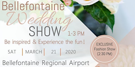 Bellefontaine Bridal Show Vendor Registration 2020 tickets