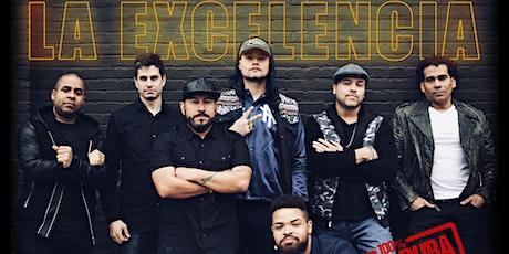 La Excelencia Presents 100% Salsa Dura tickets