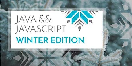 Java && JavaScript Winter Edition tickets