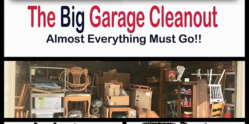 The Great Garage  Cleanout Project Furniture SALE