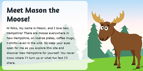 "Introduction to ""Moose on the Loose: Social Studies for Granite State Kids"" tickets"