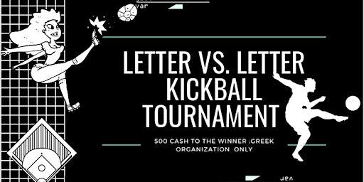 Letter vs. Letter