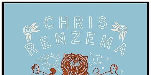 "Chris Renzema ""The Boxer + The Bear Tour"" @ Open Chord Music"