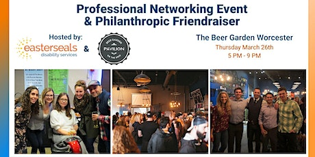 Professional Networking Event & Philanthropic Friendraiser tickets
