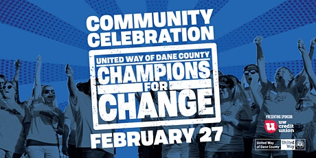 Community Celebration tickets