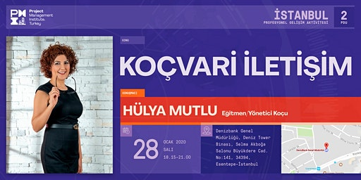 PMI TR Profesyonel Gelişim 2020 Ocak Ayı Aktivitesi - İstanbul Avrupa
