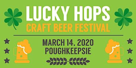 Lucky Hops Craft Beer Festival tickets