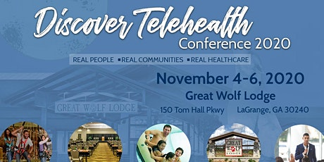 Discover Telehealth Conference 2020 tickets