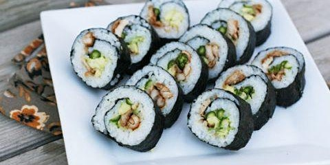 Roll your own Sushi Class