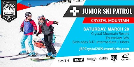 WILD SKILLS Junior Ski Patrol: Crystal Mountain tickets