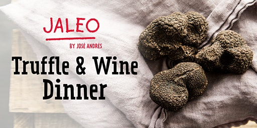 Truffle & Wine Dinner