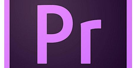 Intro to Adobe Premier tickets