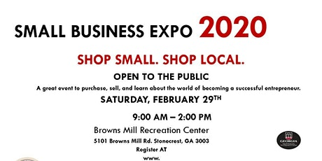 Small Businss Expo 2020 tickets