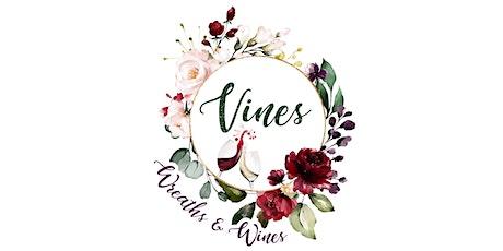 Artisan Wreath Making w/ Wine & Cheese Pairings tickets