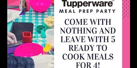 MEAL PREP PARTY tickets