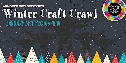 Winter Craft Crawl Popup Market