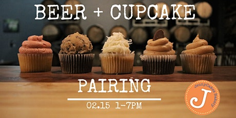 Beer and Cupcake Pairing w/ JennyCakes tickets