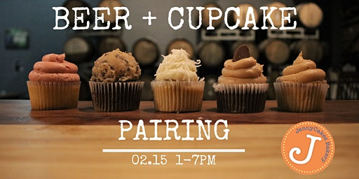 Beer and Cupcake Pairing w/ JennyCakes