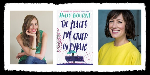 NYALitFest Event - Holly Bourne