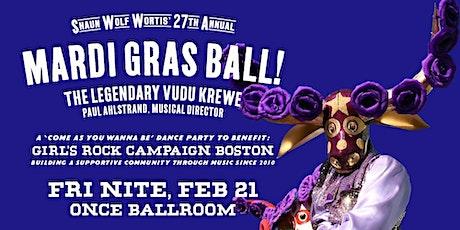 The 27th Annual Mardi Gras Ball! tickets