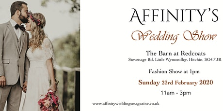 Affinity Rustic Barn Wedding Showcase tickets