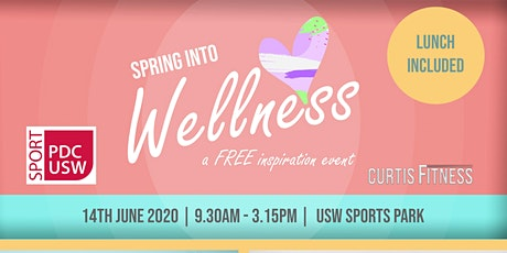 Spring Into Wellness tickets