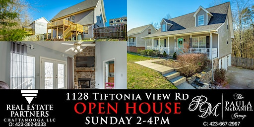 Open House At 1128 Tiftonia View Road In Chattanooga