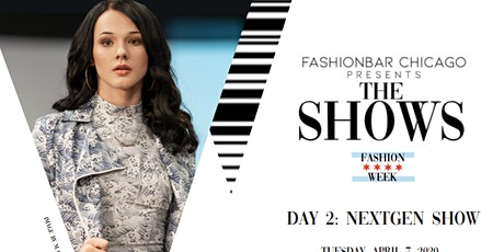 Day 2 THE SHOWS presented by FashionBar:  Emerging Student F/W 2020  tickets