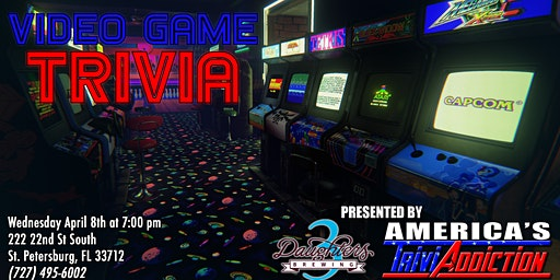 Video Game Themed Trivia