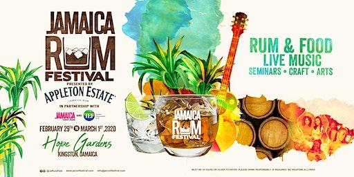 Jamaica Rum Festival 2020