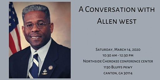 A Conversation With Allen West