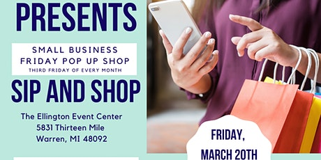 Small Business Friday Pop Up Shop tickets