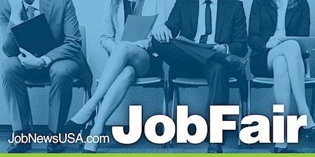 JobNewsUSA.com Austin Job Fair - August 11th tickets