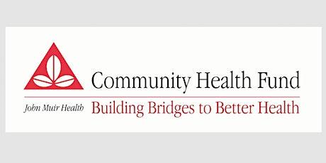 Presentation: Contra Costa Health Careers Pathway Initiative  tickets